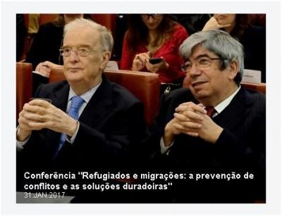 Conferência refugiados